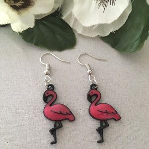 💥 5 for $25💥 Flamingo Earrings